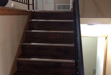 Stairs to Upstairs